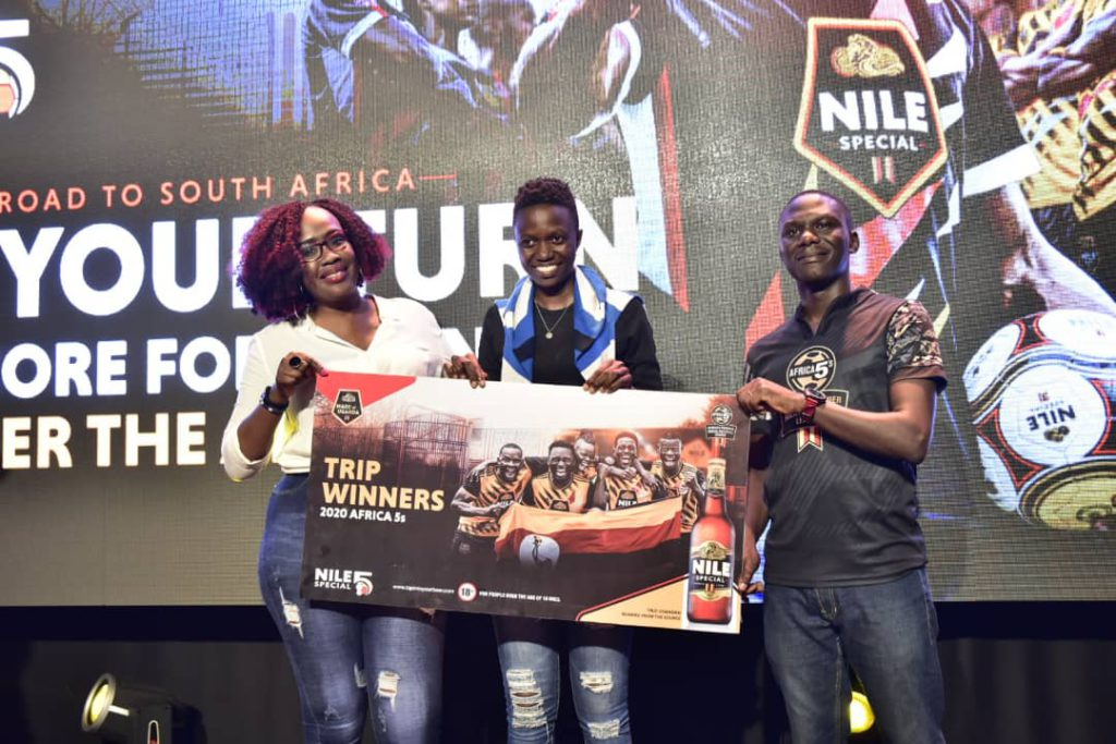 nile special winnerrs