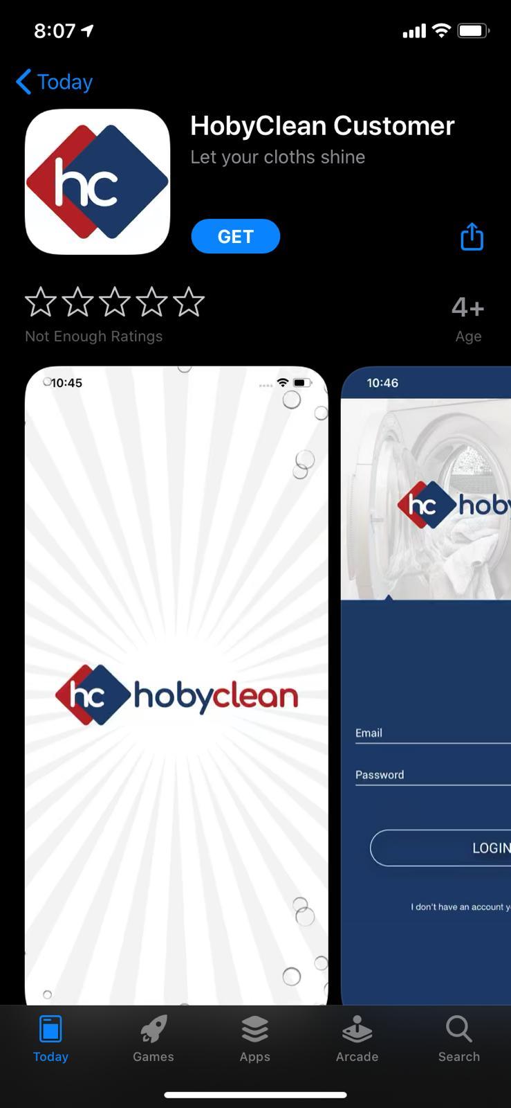 hobby clean