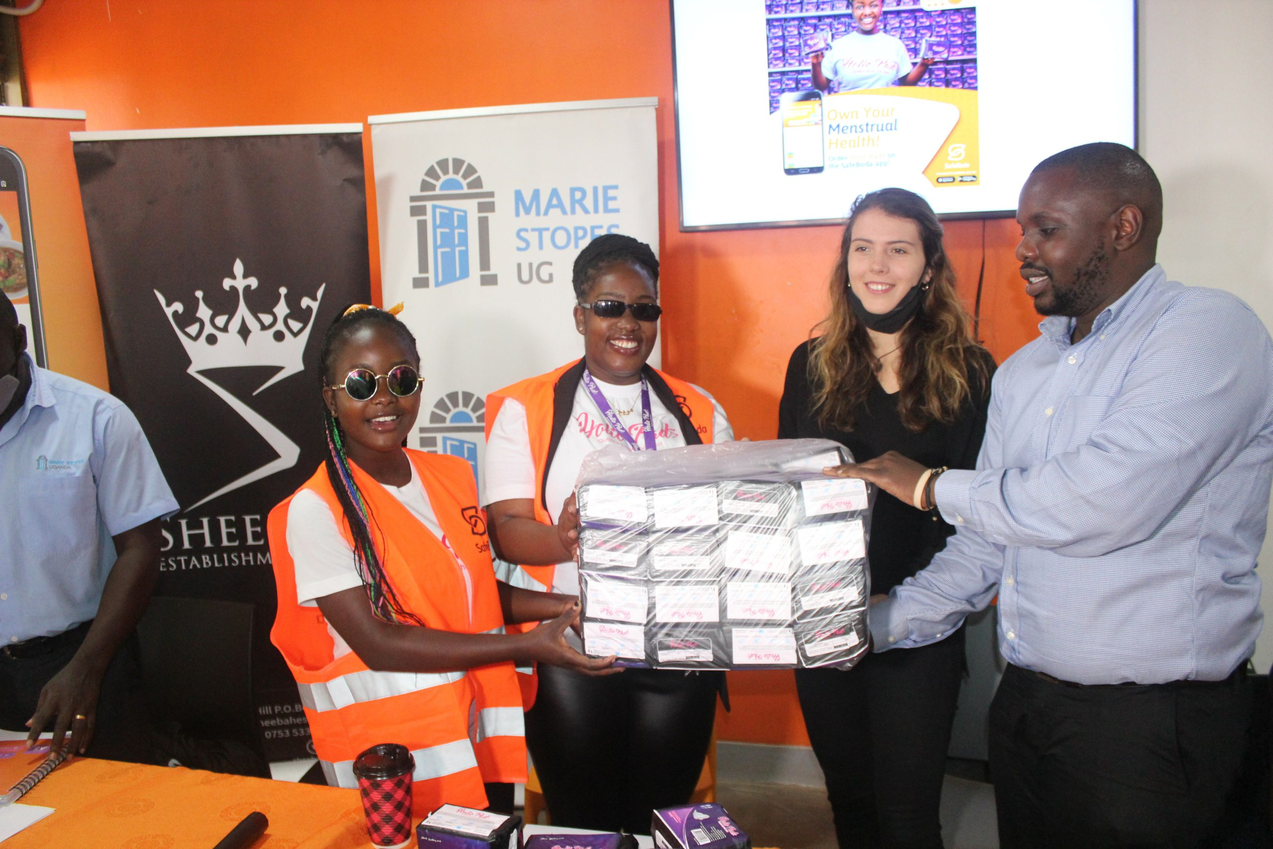 SafeBoda and UNFPA seek to solve menstrual-related challenges in 'My Menstrual Health' campaign 1 MUGIBSON WRITES