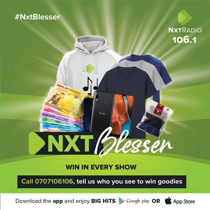 NBS TV & NXT Radio partner to reward loyal listeners in freshly rolled out 'Nxt Blesser' campaign 1 MUGIBSON WRITES